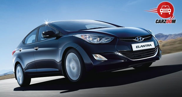 Hyundai Elantra Exteriors Side View