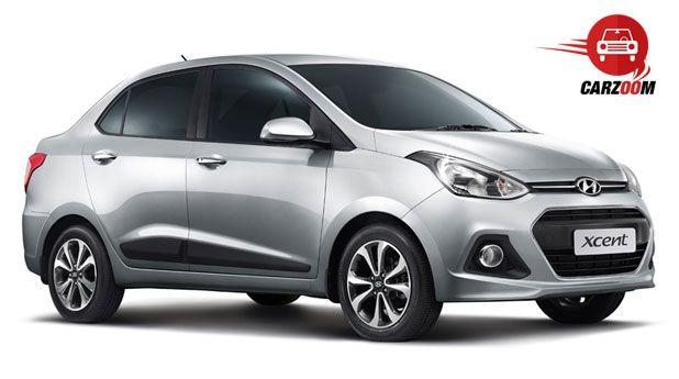 Hyundai Xcent Exteriors Overall