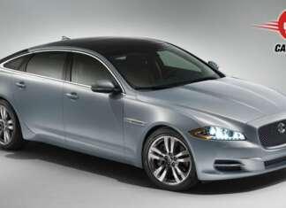 Jaguar XJ Pics Gallery