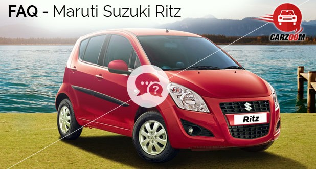 Maruti Suzuki Ritz FAQ