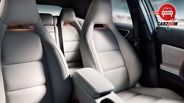 Mercedes-Benz GLA Interiors Seats