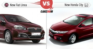 New Fiat Linea vs New Honda City
