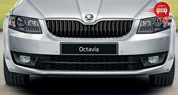 New Skoda Octavia Exteriors Front View