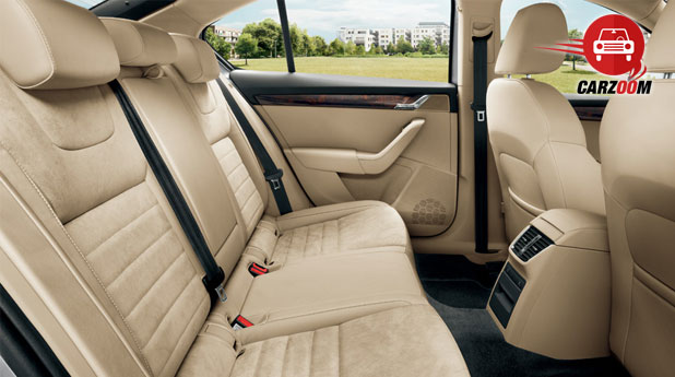 New Skoda Octavia Interiors Seats