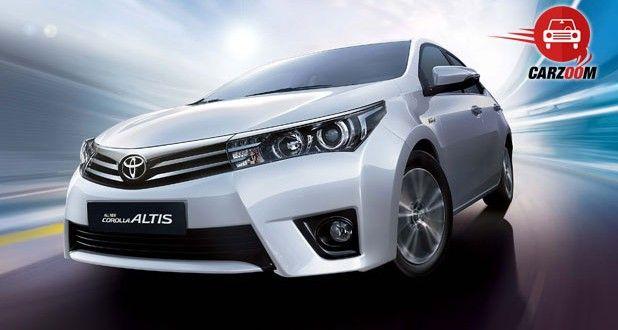 New Toyota Corolla Altis overall