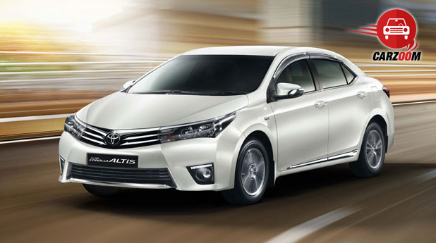 New Toyota Corolla Altis side View