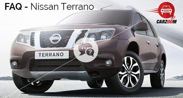 Nissan Terrano FAQ