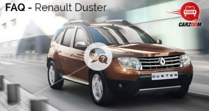 Renault Duster FAQ