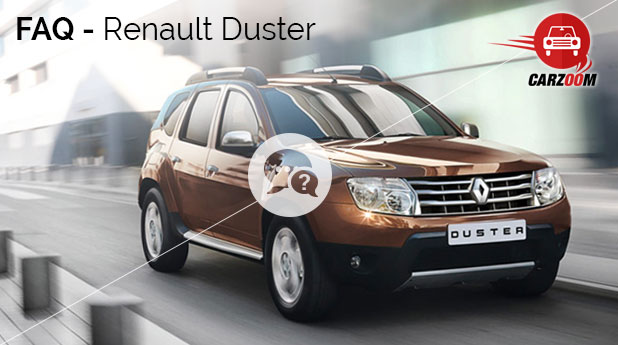 Renault Duster FAQ
