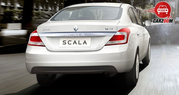 Renault Scala Exteriors Rear View