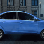Tata Zest Exteriors Side View