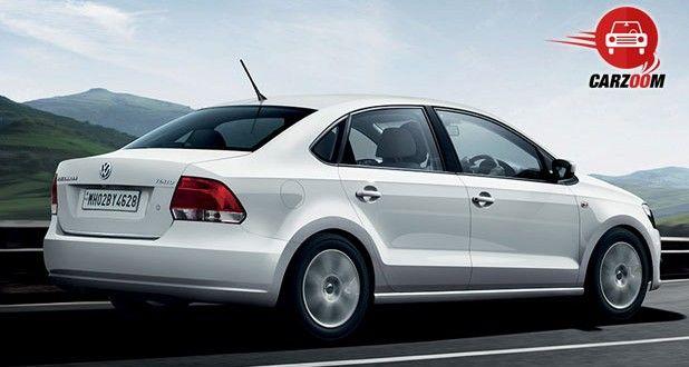 Volkswagen Vento Exteriors Rear View