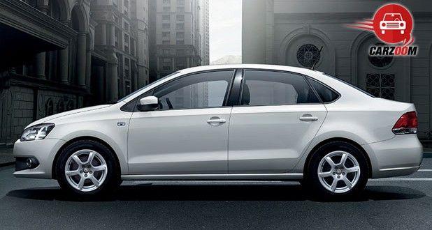Volkswagen Vento Exteriors Side View