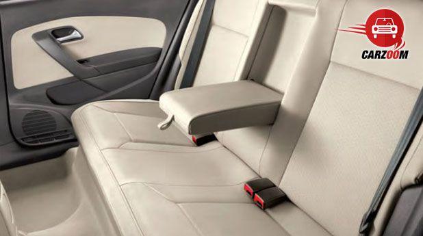 Volkswagen Vento Interiors Seats
