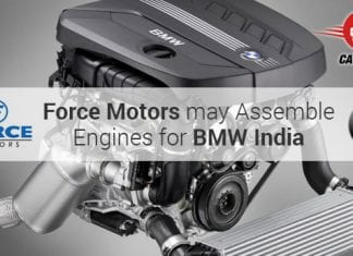 Force Motors may Assemble Engines for BMW India