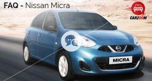 Nissan Micra FAQ
