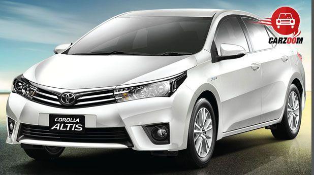 New Toyota Corolla Altis Details