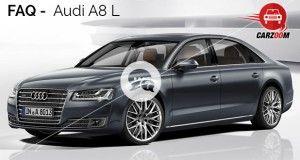 FAQ Audi A8 L