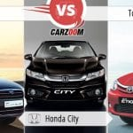 Fiat Linea vs Honda City vs Toyota Etios
