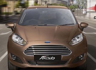 Ford Fiesta Facelift