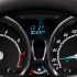 Ford Fiesta Stylish instrument Panel