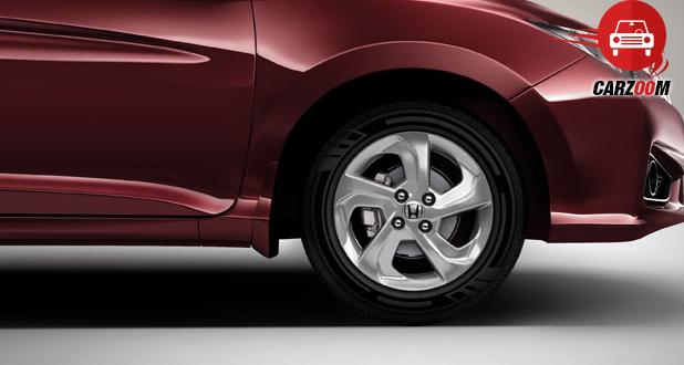 Honda City 5 Spoke Alloy Wheels