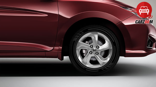 Honda City 5 Spoke Alloy Wheels