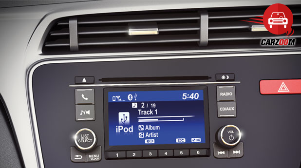 Honda City Audio with 5 Screen