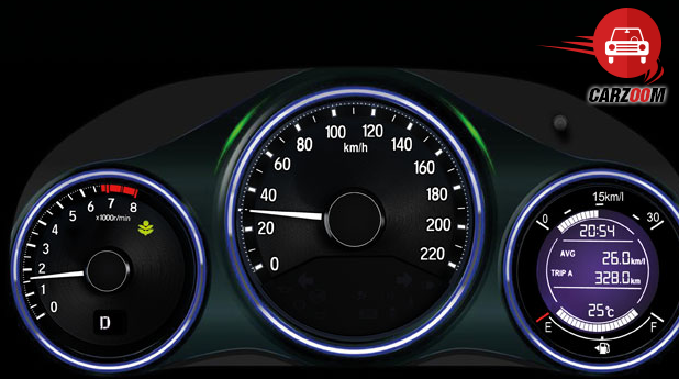 Honda City Multi Information Combination Meter