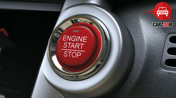 Honda City Push Button Start