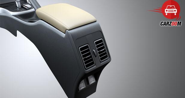 Honda City Rear AC Vents