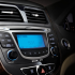 Hyundai Verna Display Screen