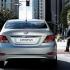 Hyundai Verna Exterior Back View