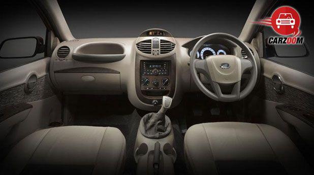 Mahindra Scorpio Interiors Dashboard