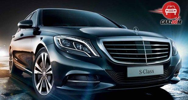 Mercedes Benz Exteriors Front View
