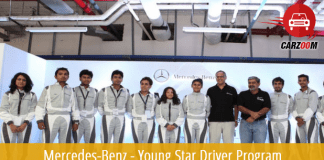 Mercedes-Benz 'Young Star Driver Program'