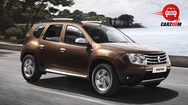 Renault Duster Exteriors Side View
