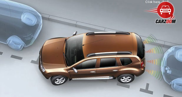 Renault Duster Exteriors Top View
