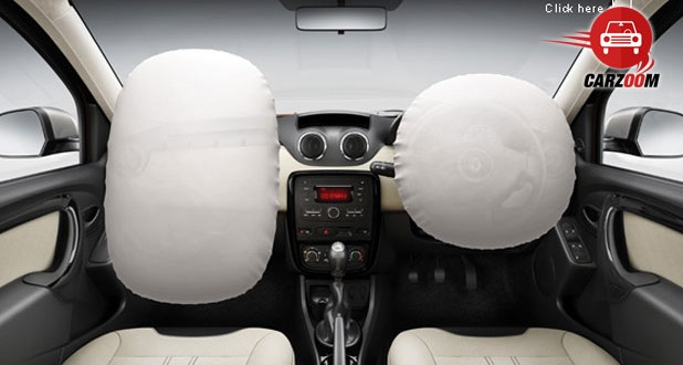 Renault Duster Interiors Dashboard