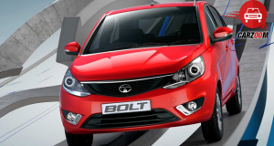Tata Bolt Exteriors Front View