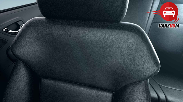 Tata Bolt Interiors Seats