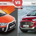 Toyota Etios Cross Vs Ford EcoSport
