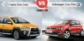 Toyota Etios Cross Vs Volkswagen Cross Polo