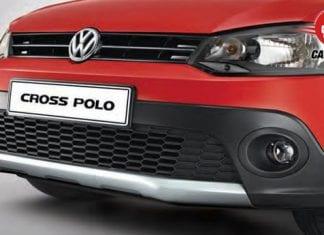 Volkswagen Cross Polo Exteriors Front View