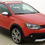 Volkswagen Cross Polo Exteriors Top View