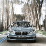 BMW Active Hybrid 7 Exteriors Overall