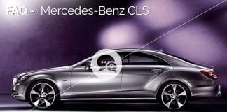 FAQ Mercedes Benz CLS