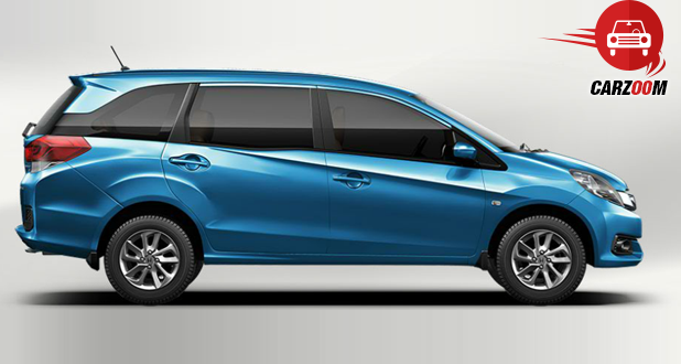 Honda Launches Mobilio in India | Prices, News, Photos, Specification ...