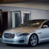 Jaguar XJ Exteriors Side View