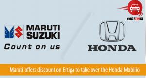 Maruti Suzuki and Honda